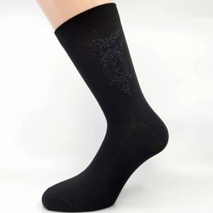 Gladka bombažna nogavica