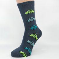 Nogavice Zeleni avto
