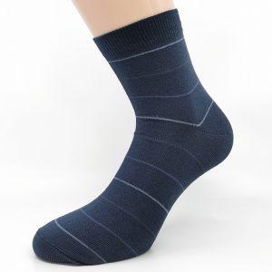 Nogavice Blue & Grey