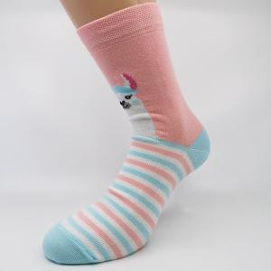 Bombažna nogavica lama